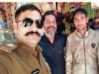बीमारी के बहाने नाइट ड्यूटी नहीं करता था एसआई, लेकिन पार्टी में गुजरती थी रात|कांकेर,Kanker - Dainik Bhaskar