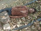 ताला में आम के पेड़ से लटकी मिली युवक की लाश, चित्रकूट में पत्नी के मायके से नहीं लौटने पर आहत पति ने की आत्महत्या|सतना,Satna - Dainik Bhaskar