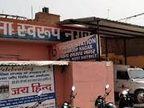 गनीमत रही गोली किसी को नहीं लगी, पुलिस कुछ लाेगों को हिरासत में लेकर कर रही पूछताछ|दिल्ली + एनसीआर,Delhi + NCR - Dainik Bhaskar