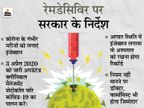 CM ने कहा- गंभीर मरीज को ही लगेगा इंजेक्शन, इमरजेंसी में लगाने पर अस्पताल को रखना होगा रिकॉर्ड|मध्य प्रदेश,Madhya Pradesh - Dainik Bhaskar