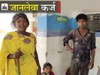 रोहतास में ₹10 हजार के लिए 2 दिन पहले अगवा किया; फिर पीट-पीटकर अधमरा कर छोड़ दिया|रोहतास,Rohtas - Dainik Bhaskar