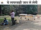भागलपुर में वकील की मौत; बेगूसराय में 2 और PMCH में 1 संक्रमित की मौत|बिहार,Bihar - Dainik Bhaskar