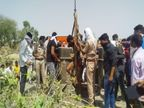 3 दिन पुराना शव कुएं में मिला, आसपास इलाके में बदबू आई तो हुआ खुलासा, पुलिस जांच में जुटी सीकर,Sikar - Dainik Bhaskar