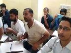 बिना मास्क के बैठे थे विद्यार्थी, एक कोचिंग सीज; दूसरे पर 25 हजार का जुर्माना, 2 स्कूलों को बंद कराया गया|जोधपुर,Jodhpur - Dainik Bhaskar