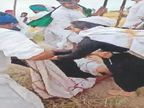 शादी में नहीं बुलाए जाने से नाराज लोगों ने चलाईं गोलियां, दो जख्मी; 12 लोगों पर केस दर्ज|तरनतारन,Tarantaran - Dainik Bhaskar