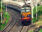 डोंगरगढ़ रूट की 20 ट्रेनें 9 से 13 तक रहेंगी प्रभावित|रायपुर,Raipur - Dainik Bhaskar