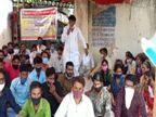 550 पदों की भर्ती जारी करवाने और नियुक्ति दिलाने की मांग; 15 दिन में भर्ती जारी नहीं होने पर क्रमिक अनशन की चेतावनी|अजमेर,Ajmer - Dainik Bhaskar
