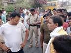 औरंगाबाद में डांस देखकर स्कॉपिर्यो से लौट रहे थे 3 दोस्त, हाइवा की टक्कर से 2 की मौत|औरंगाबाद (बिहार),Aurangabad (Bihar) - Dainik Bhaskar