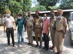 खन्ना में 4 किलो हेरोइन के साथ दो तस्करों को गिरफ्तार किया; दिल्ली से लाए थे, तरनतारन में सप्लाई करनी थी|पंजाब,Punjab - Dainik Bhaskar