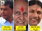 पायलट समर्थक नेता मीणा का आरोप- खान मंत्री भाया मुझे हिस्ट्रीशीटर घोषित कराना चाहते हैं; कांग्रेस MLA ने IG को लिखा- मीणा गुंडे नहीं, उन्हें फंसाने वाले नेता को राजस्थान जानता है|जयपुर,Jaipur - Dainik Bhaskar