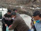 3 दिनों से मनाली-लेह मार्ग पर दारचा में फंसे हैं 200 से अधिक मजदूर, खाद्य सामग्री और कंबल पहुंचाए गए|हिमाचल,Himachal - Dainik Bhaskar