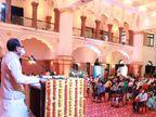 CM शिवराज ने कहा- सरकारी जमीन पर उद्यमी अपनी डिजाइन से बना सकेंगे क्लस्टर,30 दिन में मिलेंगी जरुरी अनुमतियां मध्य प्रदेश,Madhya Pradesh - Dainik Bhaskar