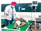 सैन्य भर्ती से लौट रहे बाइक सवार युवकों को बोलेरो ने मारी टक्कर; 2 की मौत, 3 गंभीर रूप से घायल|पंजाब,Punjab - Dainik Bhaskar