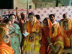 राजसमंद में किरण की राह पर दीप्ति, सहाड़ा में पितलिया की कोरोना रिपोर्ट का इंतजार और सुजानगढ़ में दोनों दलों का पैदल प्रचार|राजस्थान,Rajasthan - Dainik Bhaskar