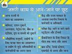 दमोह को छोड़कर सभी शहरों में शनिवार-रविवार लॉकडाउन; यहां विधानसभा उपचुनाव के लिए 17 अप्रैल को मतदान|मध्य प्रदेश,Madhya Pradesh - Dainik Bhaskar