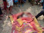 महिला और उसके दो बच्चों का शव कुएं में मिला, ससुराल वालों पर हत्या का आरोप|झारखंड,Jharkhand - Dainik Bhaskar