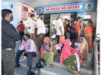 बुजुर्गों के टीकाकरण में जयपुर 25वें नंबर पर; 60 साल से अधिक उम्र वालों का 14.17% और 45+ वालों में सिर्फ 20% का वैक्सीनेशन हुआ|जयपुर,Jaipur - Dainik Bhaskar