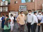 इलाज के दौरान लगातार सांस में आ रही थी समस्या, एक-एक कर तीनों की थम गई सांसें|पटना,Patna - Dainik Bhaskar