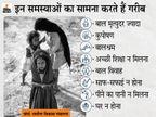 भारत में साल 2020 में बढ़ गए 7.5 करोड़ गरीब, एक गरीब परिवार को मिडिल क्लास में आने में लगता है 7 पीढ़ियों का समय|ओरिजिनल,DB Original - Dainik Bhaskar