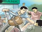 3 बदमाशों ने बाइक सवार को डंडा मारकर गिराया और छीन ले गए सवा लाख रुपए, लैपटॉप और मोबाइल|हरियाणा,Haryana - Dainik Bhaskar