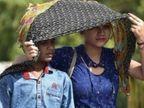 रांची में हो सकती है बारिश तो कोडरमा में आज से चलेगी लू, 40 किलोमीटर की रफ्तार से तेज हवा चलने के हैं आसार|रांची,Ranchi - Dainik Bhaskar