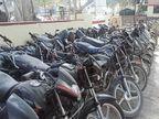 विंटेज नंबर सरेंडर करने की डेडलाइन खत्म- नोटिस जारी, 10000 में से सिर्फ 5 लोगों ने सरेंडर किए नंबर|जालंधर,Jalandhar - Dainik Bhaskar