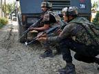 सुरक्षाबलों ने 5 आतंकियों को मार गिराया; मस्जिद में छिपे दहशतगर्दों को सरेंडर कराने के लिए इमाम खुद गए थे|देश,National - Dainik Bhaskar