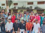 भागलपुर के SM कॉलेज का मामला, अनशन कर रही छात्राओं से प्रिंसिपल बोले- बिहार बोर्ड ने बना दिया है दलाल|भागलपुर,Bhagalpur - Dainik Bhaskar