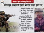 बिना सीख लिए जवानों की शहादत भुला दी तो हमला बार-बार होगा, 5 कदम उठाने अब बेहद जरूरी|देश,National - Dainik Bhaskar