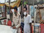 शहर में खोलकर बैठे थे हार्डवेयर, किराना और चिकन की दुकानें, 17 संचालक-कर्मियों पर FIR|जबलपुर,Jabalpur - Dainik Bhaskar