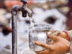 चाैथे दिन लगातार शहर में कम पहुंची पानी की सप्लाई, 60 से 70 लाख लीटर कम मिला पानी|शिमला,Shimla - Dainik Bhaskar