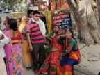 औरंगाबाद में पिकअप और ट्रैक्टर में भीषण टक्कर; होमगार्ड को लेकर पेड़ से जा टकराया पिकअप, मौके पर ही मौत|औरंगाबाद (बिहार),Aurangabad (Bihar) - Dainik Bhaskar