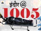 इंदौर राज्य का पहला शहर जहां कोराेना से सबसे ज्यादा 1005 मौतें हुईं; दो दिन बाद भोपाल में मार्केट फिर खुला, सिर्फ कोलार बंद|मध्य प्रदेश,Madhya Pradesh - Dainik Bhaskar