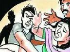 घर कब्जाने के लिए आधी रात को छोटे भाई और उसकी पत्नी को किया लहूलुहान, छत के रास्ते पड़ोस में जाकर बचाई जान|जालंधर,Jalandhar - Dainik Bhaskar