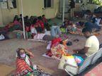 अस्पतालों से दर्द के किस्से, रहने-सोने का ठिकाना नहीं; रिपोर्ट से लेकर शव लेने तक लंबा इंतजार भोपाल,Bhopal - Dainik Bhaskar
