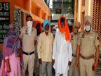 80 साल के पति ने अचानक दम तोड़ा तो शव देखकर पत्नी के भी प्राण निकले; चार बच्चे होने के बावजूद अकेले रह रहे थे|पंजाब,Punjab - Dainik Bhaskar