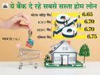 कोटक महिंद्रा बैंक 6.65% पर देता रहेगा होम लोन, यहां देखें इस ब्याज दर पर लोन लेने पर कितना देना होगा ब्याज|बिजनेस,Business - Money Bhaskar