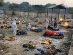 इंदौर में 1552 मरीज मिले, 6 मौत, तीन मुक्तिधाम में 24 घंटे में 23 शव पहुंचे; जबलपुर में 552 और उज्जैन में 317 नए संक्रमित मिले इंदौर,Indore - Dainik Bhaskar