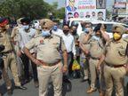 दलित संगठन बोले- संविधान बदलने की कोशिश करने वाले डॉक्टर अंबेडकर को फूल-मालाएं पहना आंखों में धूल झोंक रहे|जालंधर,Jalandhar - Dainik Bhaskar