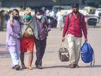 मुंबई और पुणे की रफ्तार ठहरी, नागपुर में तीन बड़ी मंडियां खुली रहीं; औरंगाबाद में पाबंदी के खिलाफ सड़कों पर उतरे व्यापारी|महाराष्ट्र,Maharashtra - Money Bhaskar
