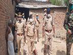 विवाहिता की गला दबाकर हत्या; पति पर शक, हिरासत में लेकर पूछताछ कर रही पुलिस वाराणसी,Varanasi - Dainik Bhaskar