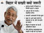 वीकेंड लॉकडाउन, इलाज की व्यवस्था का ब्लू प्रिंट तैयार; लॉकडाउन लगेगा या नाइट कर्फ्यू ऐलान 18 अप्रैल को बिहार,Bihar - Dainik Bhaskar