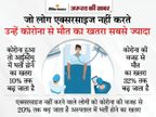 फिजिकली एक्टिव न रहने वालों को कोरोना से मौत का खतरा 32% ज्यादा, घर पर ऐसे शुरू करें एक्सरसाइज ज़रुरत की खबर,Zaroorat ki Khabar - Dainik Bhaskar