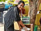 कोयंबटूर की एक महिला गरीबों को मुफ्त बांट रही बिरयानी, वे उन लोगों को खाना खिलाना चाहती हैं जो आर्थिक तंगी के चलते पेट भरकर खा भी नहीं पाते हैं|लाइफस्टाइल,Lifestyle - Dainik Bhaskar