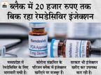 भोपाल के हमीदिया अस्पताल से 853 रेमडेसिविर इंजेक्शन चोरी; सेंट्रल स्टोर की ग्रिल काट कर चोरों ने उड़ाया इंजेक्शन|भोपाल,Bhopal - Dainik Bhaskar