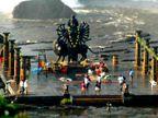 1000 साल से ज्यादा पुराना है पिसरिक्कल भगवथी मंदिर, राज्य के 108 देवी तीर्थों में एक है|धर्म,Dharm - Dainik Bhaskar