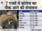 चुनावी रैलियों और कुंभ का ज्यादा असर नहीं होगा; मई के पहले हफ्ते में कोरोना का पीक आएगा, इस दौरान देश में सबसे ज्यादा मरीज मिलेंगे|देश,National - Dainik Bhaskar