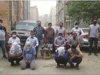 धोखधड़ी करने वाली गैंग का पर्दाफाश, मामले में छह लोग गिरफ्तार; बीस लग्जरी गाडियां औेर चार स्कूटी पुलिस ने की बरामद|दिल्ली + एनसीआर,Delhi + NCR - Dainik Bhaskar