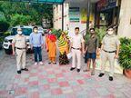 सम्मोहित करके महिलाओं से ठगी करते थे मां-बेटे, मालवीय नगर इलाके का मामला|दिल्ली + एनसीआर,Delhi + NCR - Dainik Bhaskar