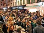 ब्रिटेन में 30 लाख लोगों से 50 हजार रेस्तरां फुल; 28 लाख लीटर बीयर पी गए लोगा, पब-रेस्तरां संचालक बोले- नुकसान जल्द कवर होगा|विदेश,International - Dainik Bhaskar